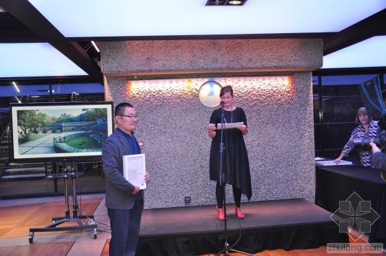 200次工地服务征服2016年国际新锐建筑师奖!
