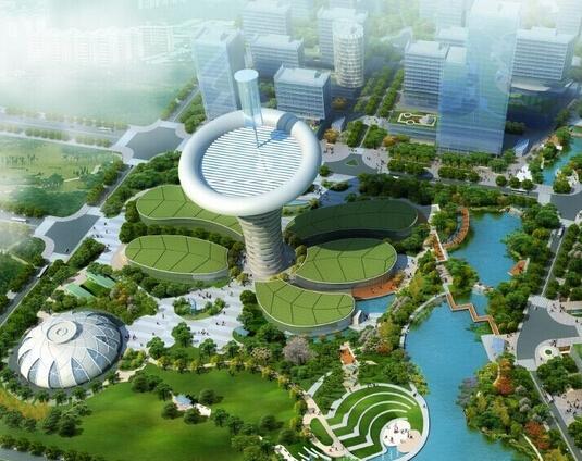 [浙江]2016年科技城景观工程量清单招标控制价(含图纸)