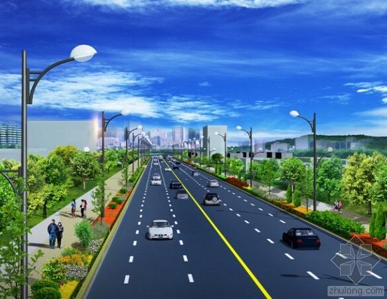 [浙江]2016年训练基地道路绿化工程预算书(图纸)