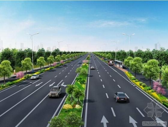[山东]市政道路及管网工程预算书(含全套施工图纸)