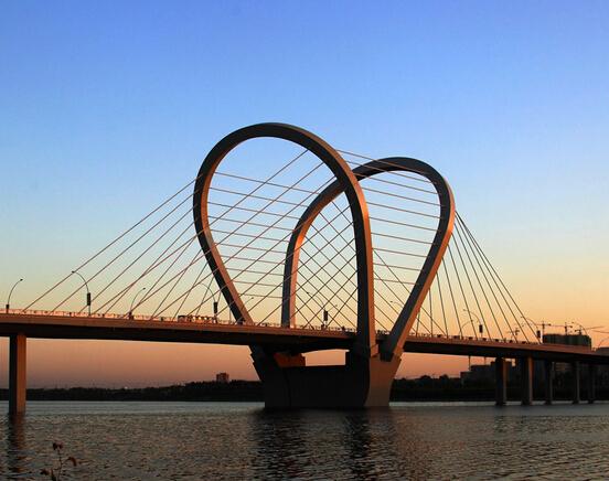 [湖南]全长368米跨河大桥工程量清单招标控制价编制实例(含施工图纸230张)