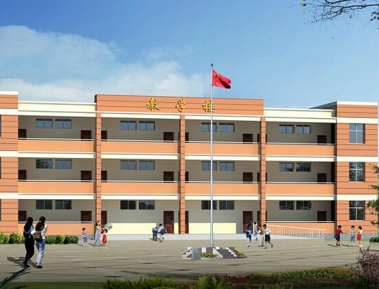 [浙江]小学教学楼主体建安工程及室外工程预算书(含施工图纸)
