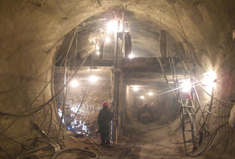 隧道施工工序_公路隧道的开挖、掘进与衬砌等6大施工重点技术精讲-培训课程-