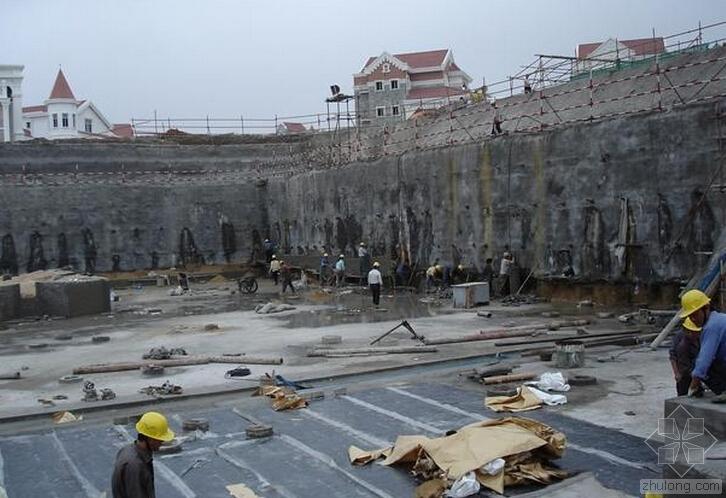 七大新技术,完善防水工程