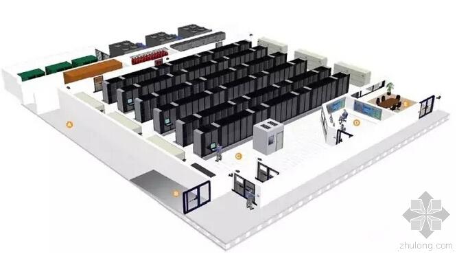弱电机房的设计流程