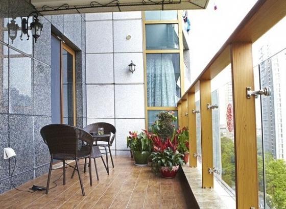 露天阳台的装修设计技巧