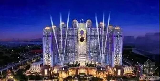 造价32亿美元,亚洲最高摩天轮酒店!感受一下壕们的世界!