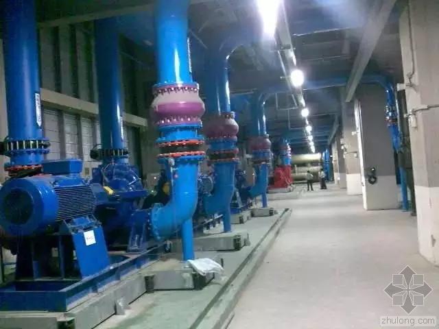 空调工程水系统中管道的安装、系统调试注意事项