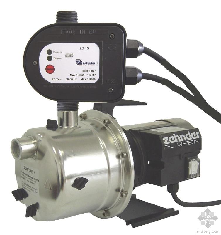 气动增压泵的工作原理和特点