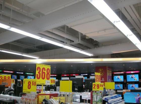 布风管在各行业的应用
