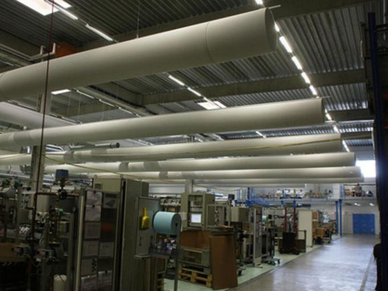 空气分布系统对节能建筑的作用