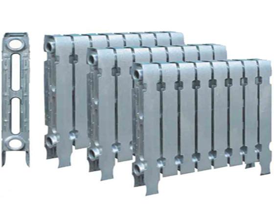 铸铁暖气片:最适合中国供暖系统