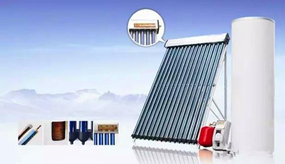 很实用!五点教你选购家用太阳能热水器!