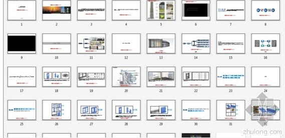 地标性综合体内部装修阶段BIM技术应用汇报(165页)
