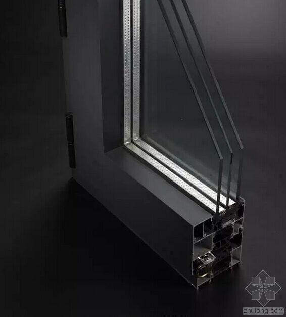 断桥铝合金门窗的优点