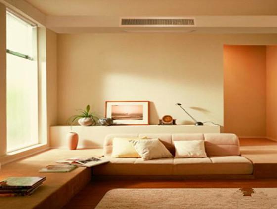 小户型安装中央空调最合适不过