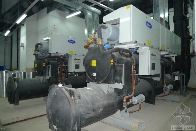 水源热泵系统知识点