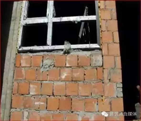 砖筑、抹灰工程问题描述及解决技巧
