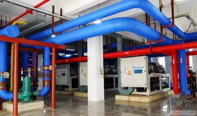 地热供热站房运行、维护及保养