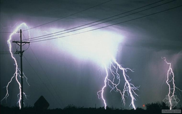 雷电对10KV配电线路的影响因素