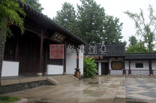 扬州瘦西湖西大门及广场设计,市一等奖,巨经典收藏资