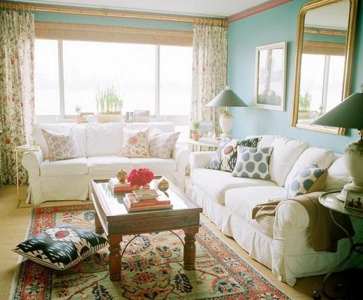 唯美的室内设计 延续温暖