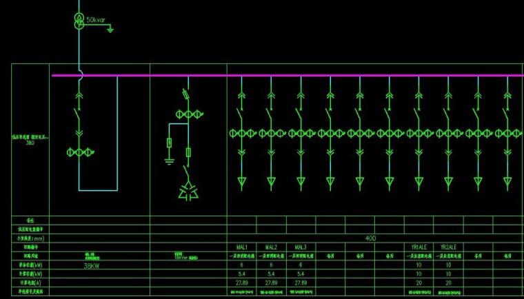 [求助]低压配电柜的进线柜 计算电流和计算容量 怎么计