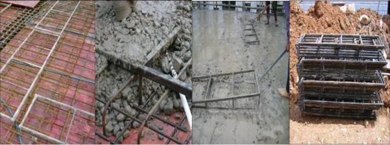 混凝土工程施工标准化做法图解(万科)