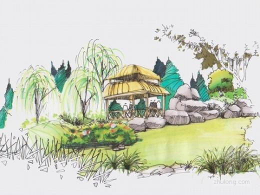 [重庆]某综合公园修建性详细规划设计方案