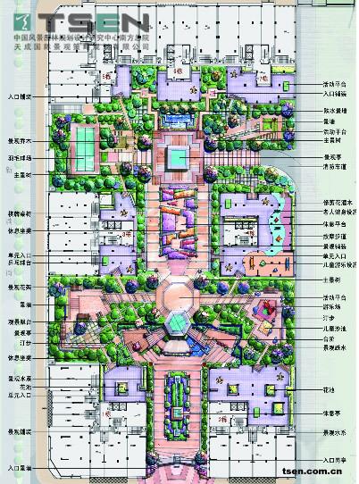 校园总体规划设计初探