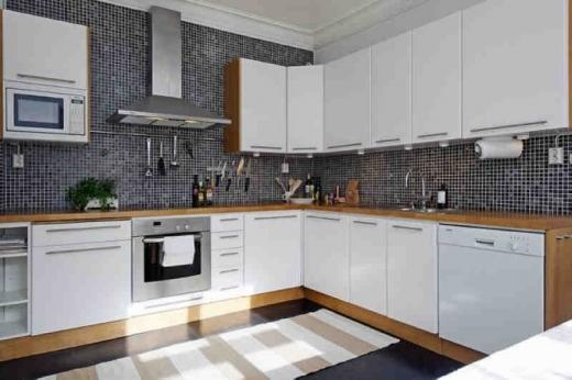 便宜装修大搜罗 87平米简洁公寓 平淡中带给你舒适