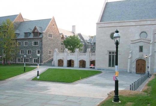 普林斯顿大学校园景观