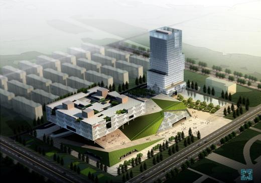 景森设计助力莱西市打造文化地标