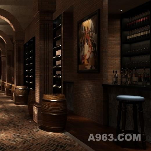 亚洲财经资源投融资机构(上海)酒窖展厅会所