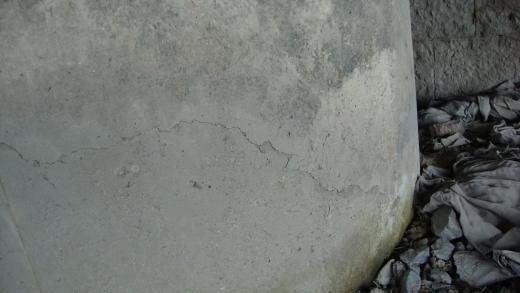 求助:桥台桩基环形裂缝如何修复