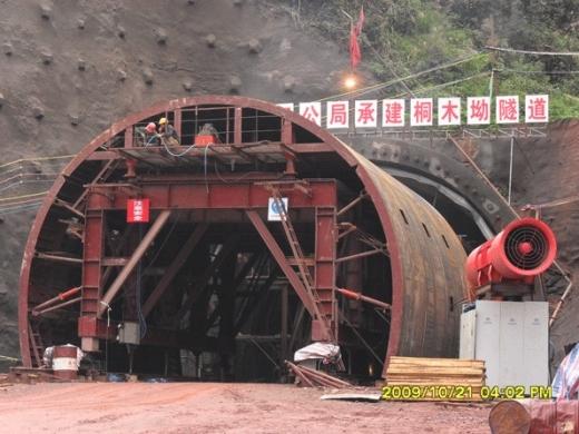 隧道施工衬砌台车一般问题及解决办法
