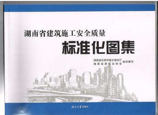 湖南省建筑施工安全质量标准化图集 2011年