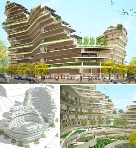 26种垂直农场设计方案