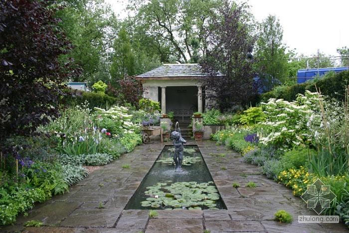 各种园林景观设计别墅景观风格特点
