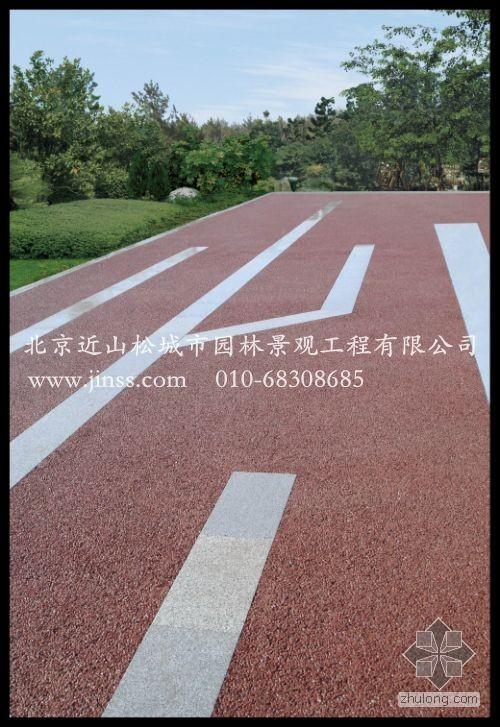 透水地坪,城市路面生态环保的最佳建材