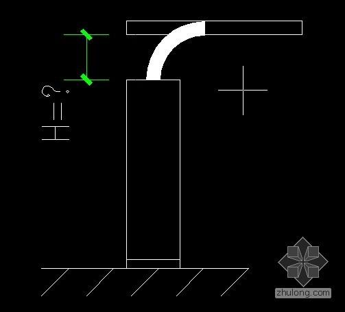 请教关于上出线,电缆桥架距低压配电柜高度问题!
