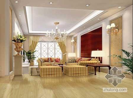 跟着小编一起来学学如何让家居地板与客厅实现完美搭配吧