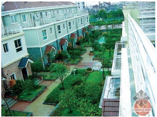 住宅区景观设计-杭州贝尔高林景观设计展示