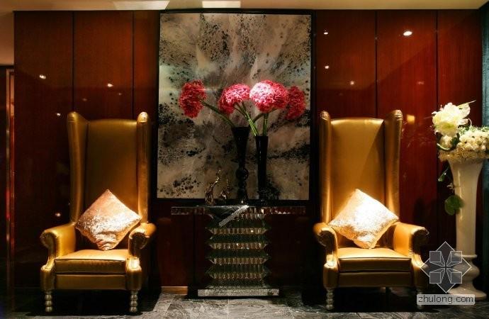 中式饭店装修 西餐厅设计 西餐厅装修设计