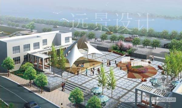 广汉金雁湖公园景观规划设计