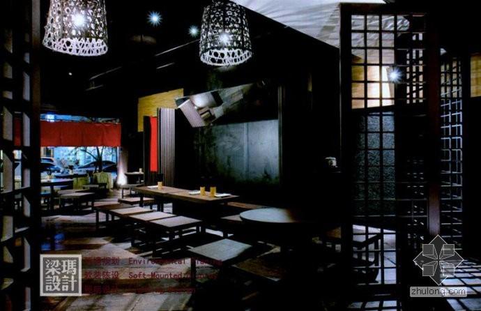 上海餐厅设计 餐厅装潢设计 个性餐厅设计 梁玛设计作品图集