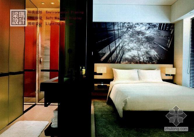 中式古典酒店设计 星级酒店装饰设计 梁玛设计作品图集