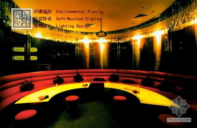 酒吧装饰设计 音乐吧设计 演艺吧设计梁玛设计作品图集
