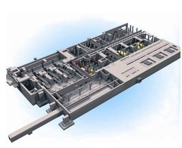 U型筋构造资料下载-箱型基础工程施工工艺