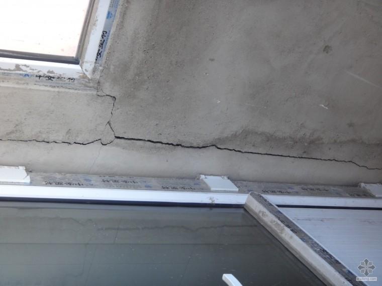 请高人指点如何处理墙体开裂